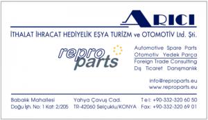 ARICI Ltd